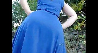 Sarah Big Butt farting collection