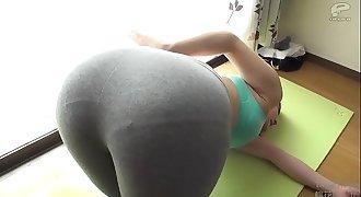 PAAG Jav yoga instructor gets fucked